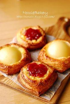 白桃デニッシュ by NOCCIさん | レシピブログ - 料理ブログのレシピ満載!