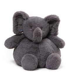 8fd62e0a9 Love this Chub Elephant Plush Toy on #zulily! #zulilyfinds Zoo Nursery, Baby