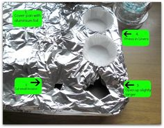 Use foil and cupcake liners to keep a muffin pan clean. | 28 Helpful Cleaning Tips For Incredibly Lazy People