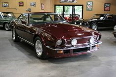 1986 Aston Martin V8 Vantage Coupe