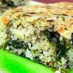 """savory quinoa-spinach breakfast """"bars"""" from power hungry Homemade Breakfast Bars, Quinoa Breakfast Bars, Quinoa Bars, Breakfast Bake, Sweet Breakfast, Breakfast Casserole, Health Breakfast, Veggie Recipes, Cooking Recipes"""