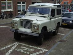 Land Rover 88 Stawag
