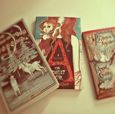 It's always a happy day when gorgeous editions of favourite books arrive at one's doorstep :)