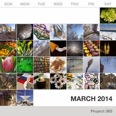 C'est ma vie!: March in Pictures