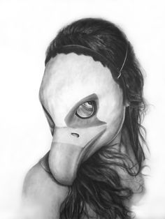 Realistic Portraits by Melissa Cooke | Inspiration Grid | Design Inspiration