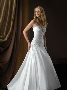 Allure Bride's dress