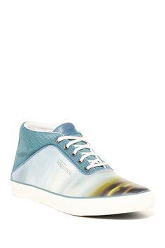 new product f4857 6b9f1 Alexander McQueen for PUMA Amqdek Mid II Print Sneaker Tenis Puma, Alexander  Mcqueen, Zapatillas