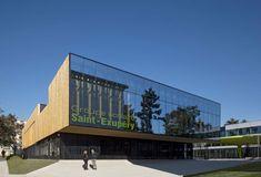 Gallery of Groupe scolaire à Sarcelles / Gaetan Le Penhuel Architectes - 8