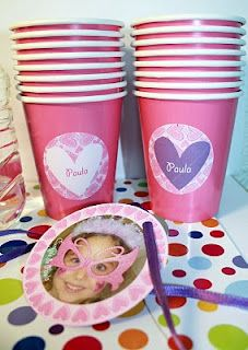 Butterfly Party - custom stickers on solid color cups - genius! Butterfly Party, Gold Stars, Giving, Custom Stickers, Butterflies, Cups, Party Ideas, Birthday, Color