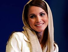 Queen Rania of Jordan, Jeddah Economic Forum, 2007