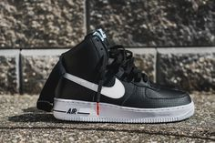 "Nike Air Force 1 High ""Black Perf"" From Dream Team Pack - EU Kicks: Sneaker…"