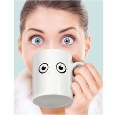 """Cuando echas una bebida caliente se """"abren"""" los ojos. baudelino.com"""