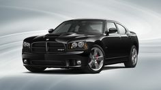 Dodge Charger in black... SO sexy. This will be my next car. kaylin911