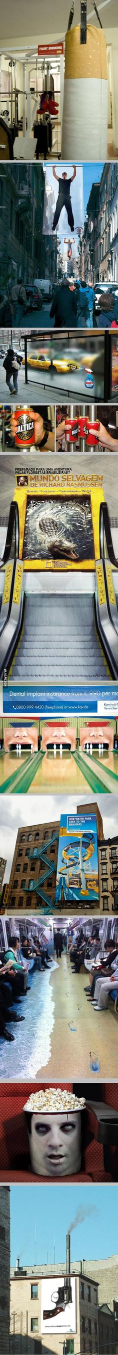 Creative Ambient Ads!