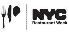 During NYC Restaurant Week®, participating restaurants celebrate fine dining by offering prix-fixe menus at affordable prices for lunch or. Ville New York, York Restaurants, Restaurant Week, Modern Logo Design, Nyc, Logo Google, Google Search, Food, Ticket