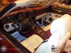 Interior de Bentley