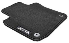 Vw Jetta Sportwagen MojoMats Floor Mats (G002): These Genuine OEM 2009-2014 Vw Jetta Sportwagen MojoMats Floor Mats (G002) have been color-coordinated and are custom-cut and fitted by Volkswagen Motor America, so exact fitment is guaranteed