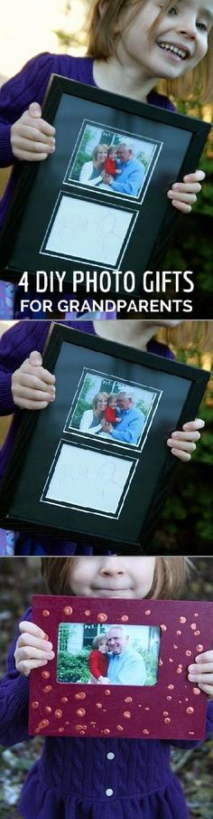 When it comes to gifts for grandparents, you can pretty much count on going with photos for the win! And if they come in handmade frames courtesy of their grandchildren, you cannot lose! Follow along as eBay shares four great gift options that you can make in an afternoon, and are sure to bring years of joy.