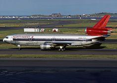 N156US DC-10-40 Northwest Airlines