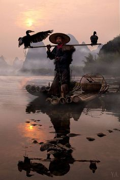 Life on the Li River