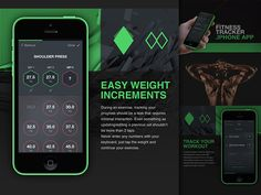 Fitness Tracker — Full Page / Rick Waalders