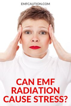 More and more people report problems after being exposed to high levels of EMF radiation. Here are some of the typical symptoms for people who… Mental Health Therapy, Mental Health Quotes, Mental Health Issues, Alternative Health, Alternative Medicine, Radiation Exposure, Electromagnetic Radiation, Feeling Stressed, Healthy Lifestyle Tips