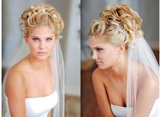 I think this is exactly what I want. With flowers in my hair
