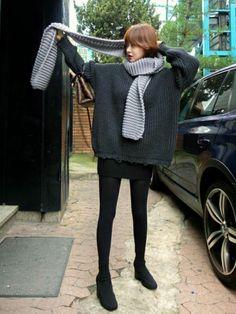 jihyun_imvely|imvelyのニット・セーターを使ったコーディネート - WEAR
