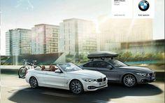 شاهد أول صور رسمية للنسخة المكشوفة من BMW 4Series | السيارات | ارابيا