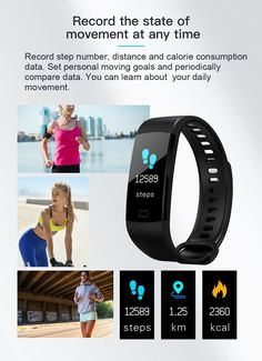Smart Band Fitness Tracker – gearbecause