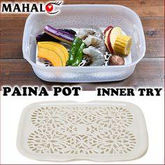 Pina pot inner tray MAHALO PAINA POT the INNER TRY