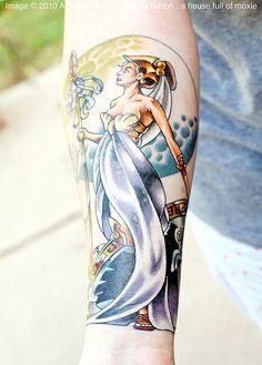 42 tatuagens de Deuses Gregos