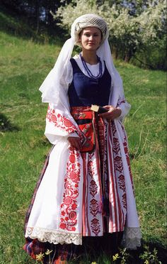 Hello all,   Today i will talk about the costume of Lithuania Minor, Mažoji Lietuva in Lithuanian,  the westenmost region of Lithuania, much...