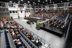 University of Mary Washington Graduate Spring 2014 Commencement