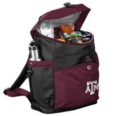 Texas A&M Aggies NCAA Backpack Cooler