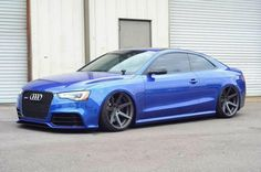 #Audi_A5 S5 #Bagged #Lowered #Slammed