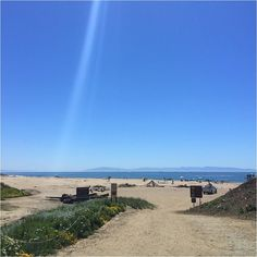 Santa Cruz CA: There's nothing better than a sunny day at the beach  by an_wa11