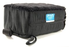"Slumber Mitt Travel Pillow Brand New Not in Original Package Black 6"" x 10"" #SlumberMitt"