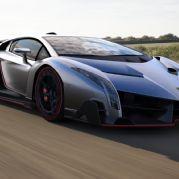 Lamborghini Veneno Fron Three Quarter