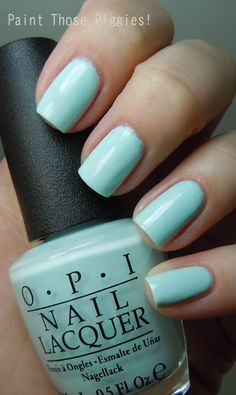 OPI Gargantuan Green Grape (blue version)