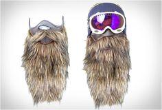 beard . ski