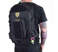 TBG Wipe Pouch - Tactical Baby Gear - 6
