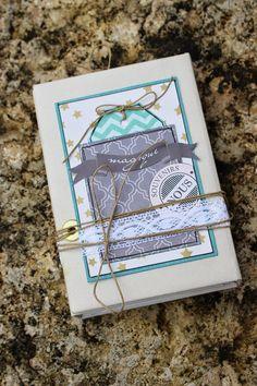 "Mini album ""Magique"" de Twibady - swirlcards - le blog Mini Albums Scrap, Mini Scrapbook Albums, Kit, Minis, Blog, Inspiration, Good Morning To All, Magic, Bricolage"