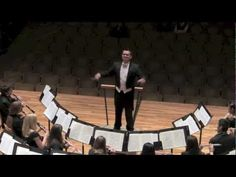 """""""English Folk Song Suite"""" by Ralph Vaughan Williams - YouTube"""