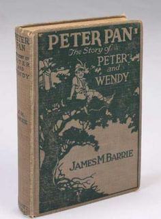 Peter Pan - James M. Barrie