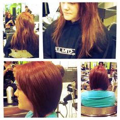 My work at Paul Mitchell the School Great Lakes