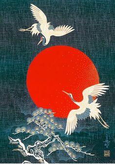 Crane (鶴)