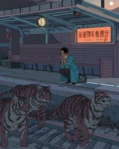 "4,483 Likes, 20 Comments - Cassandra Jean (@cassiejp) on Instagram: ""#art #tigers #original"""