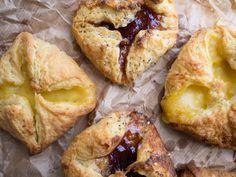 Recipe for Homemade Danish Pastry (Spandauer)
