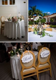 Flawless Fetes - Emily & Nick's Wedding     Tablescapes